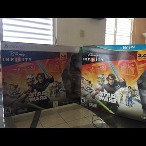 Other - Bundle Disney Infinity Starter Pack